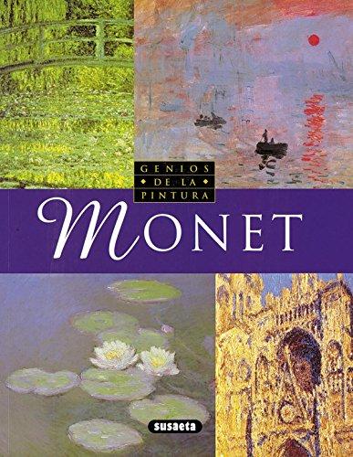 9788430530472: Monet(Susaeta) (Genios Del Arte)