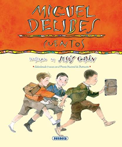 9788430531585: Miguel Delibes: Cuentos (Autores Celebres) (Spanish Edition)