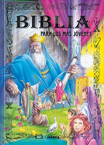 9788430532063: Biblia para los mas jovenes/ Bible for the Very Young (Spanish Edition)