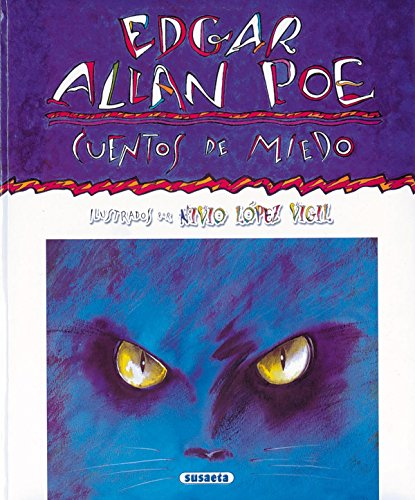 9788430532476: Edgar Allan Poe.Cuentos De Miedo (Autores Celebres)