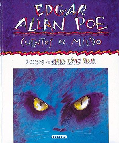 Edgar Allan Poe: Cuentos de miedo (Autores: Edgar Allan Poe,