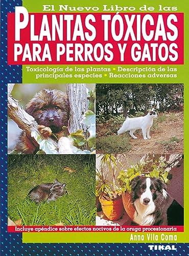 9788430532513: Plantas tóxicas para perros y gatos