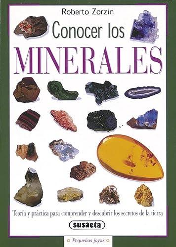 9788430533503: Conocer los minerales (Pequeñas Joyas)
