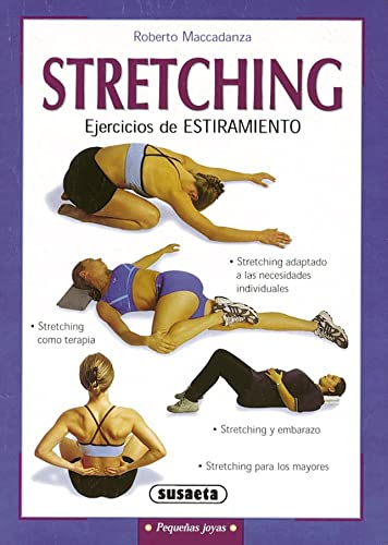 9788430533534: Stretching.Ejercicios De Estiramiento (Pequeñas Joyas)