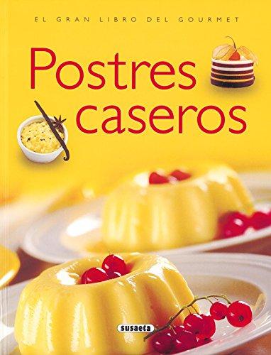 9788430533794: Postres Caseros (el Gran Libro del Gourmet)