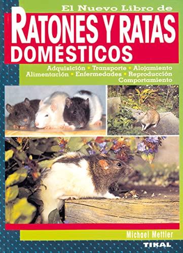9788430534210: El Nuevo Libro de Ratones y Ratas Domesticos