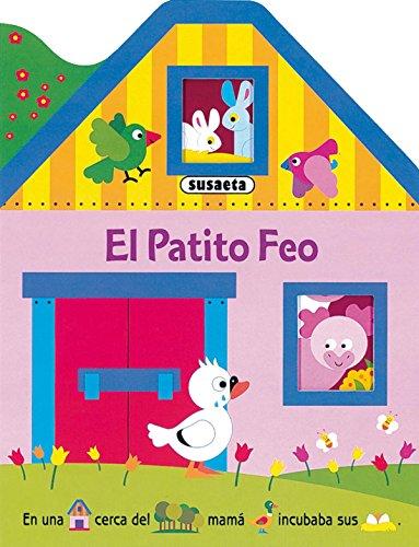 9788430534388: El patito feo / The Ugly Duckly (Casitas De Cartón / Little Houses of Cardboard) (Spanish Edition)