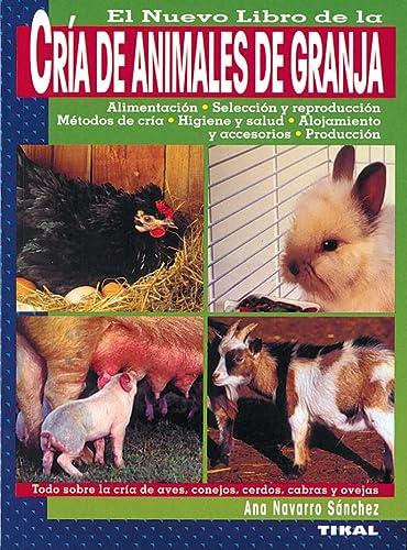 9788430534708: Cria De Animales De Granja, Nuevo Libro (Cría De Animales De Granja)
