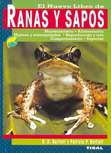 9788430534739: El nuevo libro de las ranas y sapos