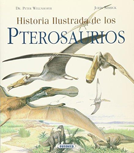 Historia ilustrada de los pterosaurios: n/a