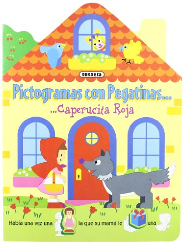 Pictogramas y Pegatinas. Las 7 cabritas y: Busquets, Jordi (ilust.):