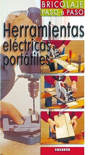 9788430539598: Herramientas eléctricas portátiles (Bricolaje Paso A Paso)