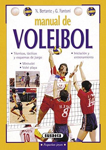 Manual de voleibol.: Bertante, N.