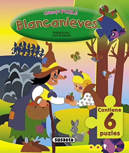 9788430541010: Blancanieves. Cuento Puzzle