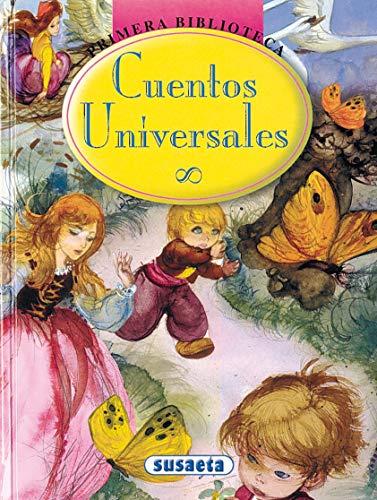 Cuentos Universales (Primera Biblioteca): Susaeta Publishing Inc