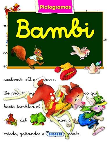 9788430542581: Bambi (Pictogramas)