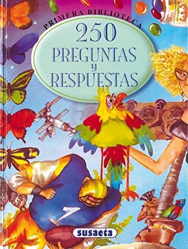 9788430542628: 250 preguntas y respuestas (Primera Biblioteca) (Spanish Edition)