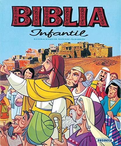 Biblia infantil (Grandes Libros 2) (Spanish Edition): Antonio Albarr�n