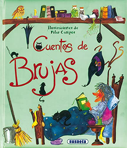 9788430543076: Cuentos de brujas / Tales of witches (Spanish Edition)