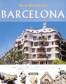 Barcelona : Monumentos - Museos - Rincones Curiosos - Mapa Del Centro De La Ciudad: SPAIN}