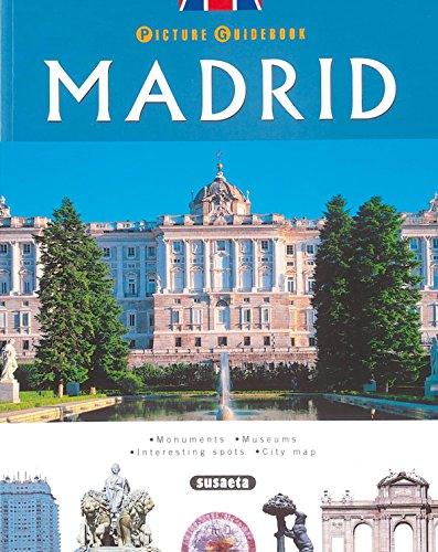 9788430544363: Madrid: Village and Court (Picture Guidebook)