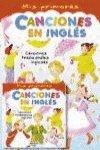 9788430547937: (pack) Mis Primeras Canciones En Ingles