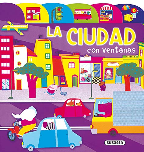 Ciudad Con Ventanas (Índices Y Ventanas): Susaeta Ediciones S