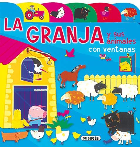 9788430548989: Granja Y Sus Animales Con Ventanas (Índices Y Ventanas)