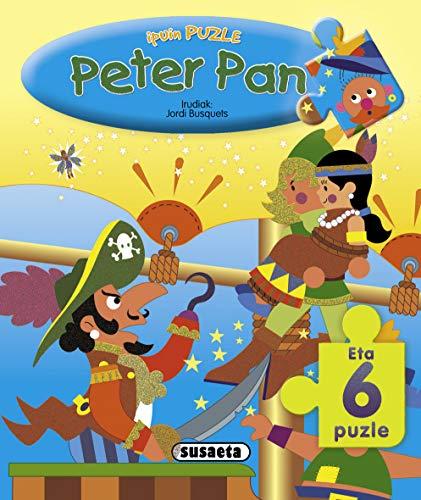 9788430549153: Peter Pan (Ipuinak) (Ipuin puzle)