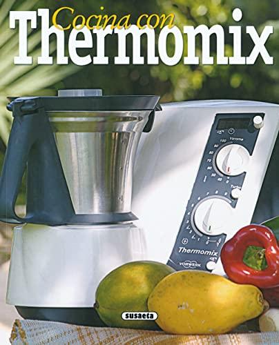 9788430549757: Cocina Con Termomix (Rincon Del Paladar)