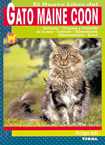 9788430549924: El Nuevo Libro del Gato Maine Coon
