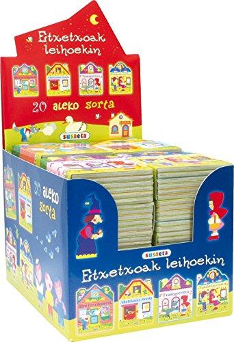 9788430551323: Etxetxoak Leihoekin 4, lote de 20 ejemplares