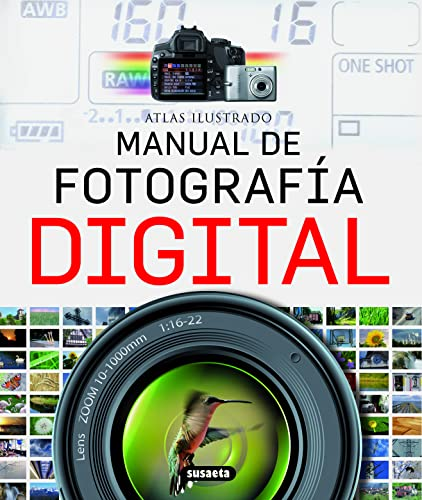 9788430551347: Fotografia digital / Digital photography (Spanish Edition)