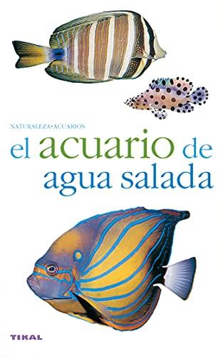 EL ACUARIO DE AGUA SALADA.: BLÁZQUEZ, CARMEN.
