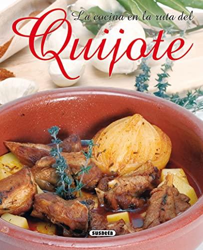 9788430551811: Cocina En La Ruta Del Quijote, La (El Rincón Del Paladar)