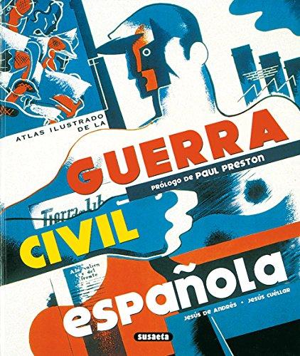 9788430551934: Guerra Civil Española,Atlas Ilustrado