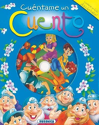 9788430552160: Cuéntame un cuento (Canta y Cuenta) (Spanish Edition)