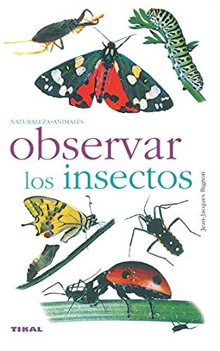 9788430553334: Observar Los Insectos(Naturaleza-Animales)