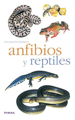 9788430553341: Anfibios y Reptiles