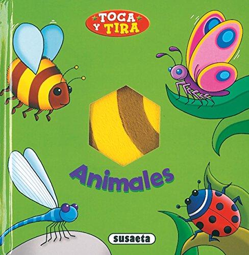 9788430553396: Animales, toca y tira