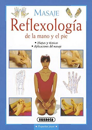 9788430553617: Masaje, reflexología de la mano y el pie