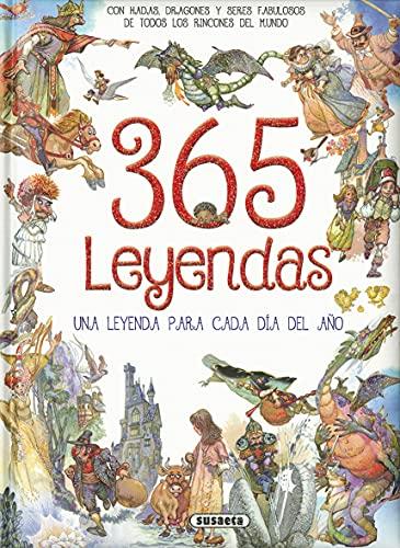 9788430554324: 365 leyendas (Colección 365.)