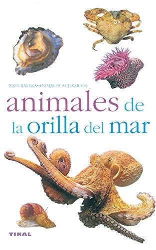 9788430554645: Animales de la orilla del mar/ Seashore Animals: Fauna de Europa/ European Fauna (Naturaleza/ Nature) (Spanish Edition)
