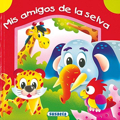 9788430555062: Mis amigos de la selva (Mis Amigos Pop Up)