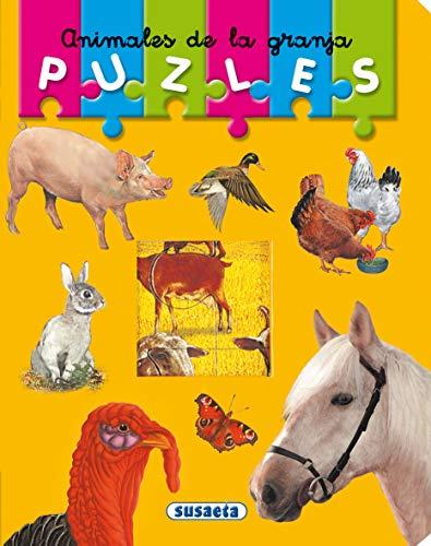 9788430555321: Animales De La Granja (Puzles) (Mi Primer Libro De Puzles)