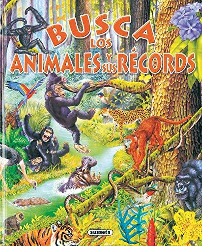 9788430555574: Busca Los Animales Y Sus Recor
