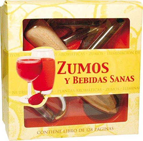 9788430555819: Zumos Y Bebidas Sanas(Estuche) (El Arte De Vivir)