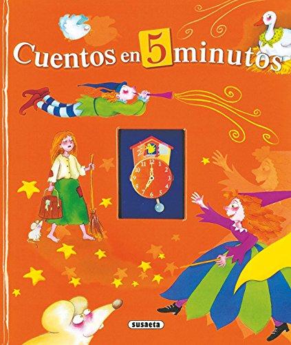 Cuentos en 5 minutos (Cuentos Rapidos) (Spanish: Susaeta Publishing, Inc.