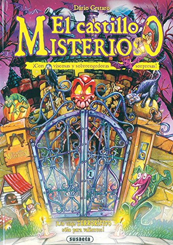 El castillo misterioso/ The Mysterious Castle (Spanish Edition) - Cestaro, Dario