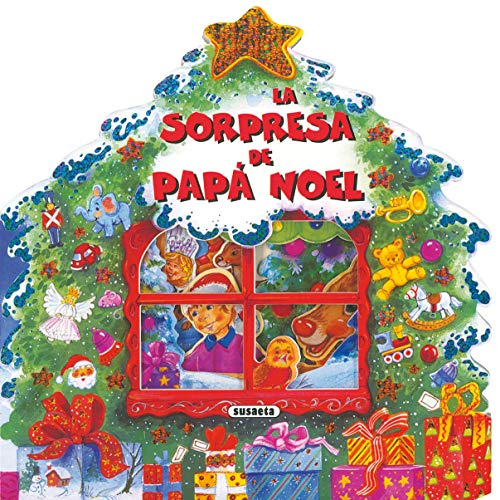 9788430557882: Sorpresa De Papá Noel (Nueva Ed.) (Ventanas Troqueladas)